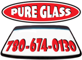 Pure Glass Logo